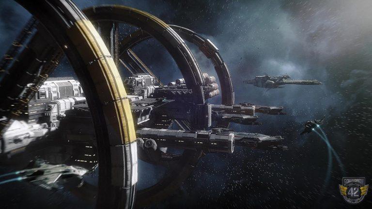 نسخه آلفا ۲٫۴ بازی Star Citizen هم اکنون در دسترس است