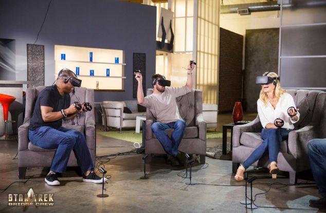 E3 2016: عنوان واقعیت مجازی Star Trek توسط یوبیسافت ساخته و منتشر میشود