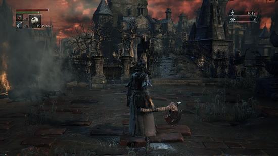 قدم زدن در شهر خالی و. بدون دشمن هم خوفناک است...