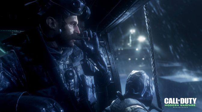 قابلیت اجرای نسخه بازسازی شده بازی Call of Duty 4 هم اکنون برروی پلیاستیشن ۴ امکانپذیر میباشد