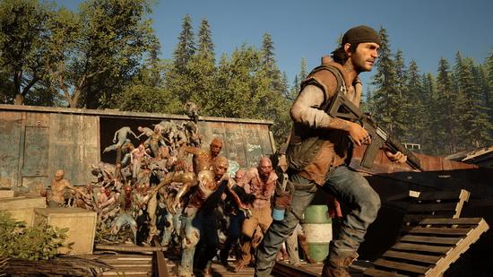 حسن ختام و یکی از بهترین لحظات کنفرانس سونی، ویدئوی مبارزه با زامبیها در بازی Days Gone بود