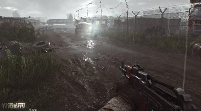 تماشا کنید: ۱۵ دقیقه از گیمپلی Escape from Tarkov منتشر شد