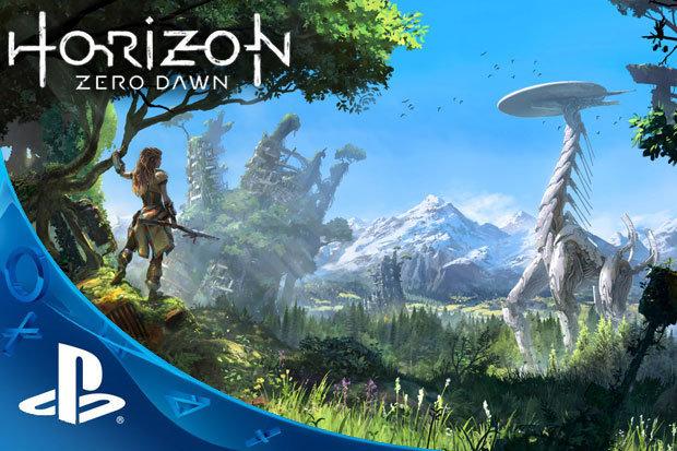 تم متحرک Horizon: Zero Down برای پیشخریدکنندگان، با چند تصویر هنری عرضه میشود