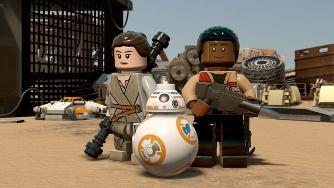 E3 2016| نمایش تریلر جدید بازی LEGO Star Wars: The Force Awakens