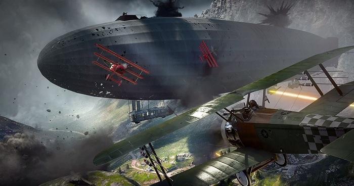 E3 2016: نمایش کامل بخش چندنفره Battlefield 1
