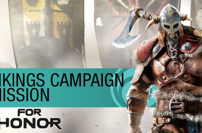 E3 2016 | نمایش گیمپلی بخش تکنفره For Honor و تصاویر جدید