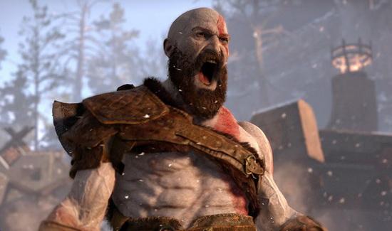 برای من کل E3 یه طرف، همین فریاد کریتوس کبیر یه طرف