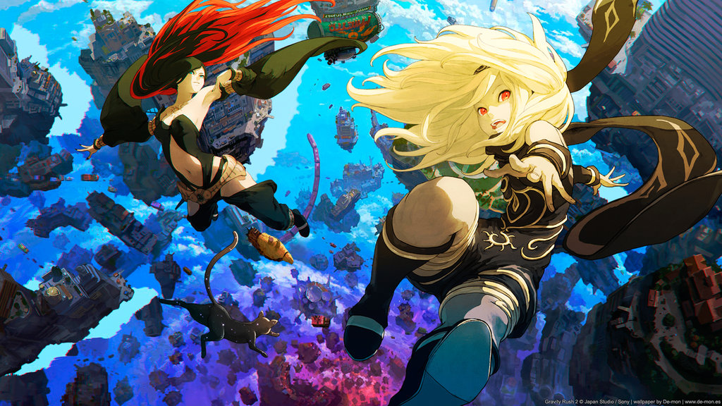 gravity_rush_2_wallpaper_by_de_monvarela-d99t6km