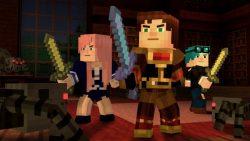 تماشا کنید: تریلر زمان عرضه Minecraft: Story Mode – The Complete Adventure منتشر شد