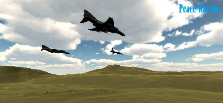 رونمایی از بازی جنگنجوی صلح
