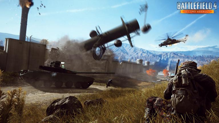 یکی دیگر از بستههای الحاقی Battlefield 4 رایگان شد