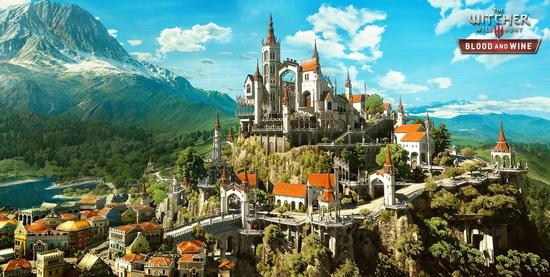 همه چیز از این تصویر آغاز شد. وقتی فهمیدم این شهری است که در آن بازی خواهیم کرد فهمیدم این بهترین بخش بازی است