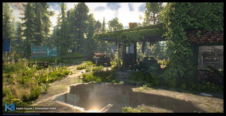 The Last Of Us در موتور آنریل انجین ۴ چگونه است؟