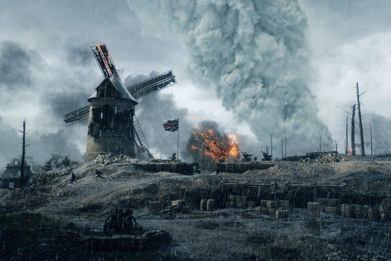 تصاویر جدیدی از بتای محدود Battlefield 1 لو رفت