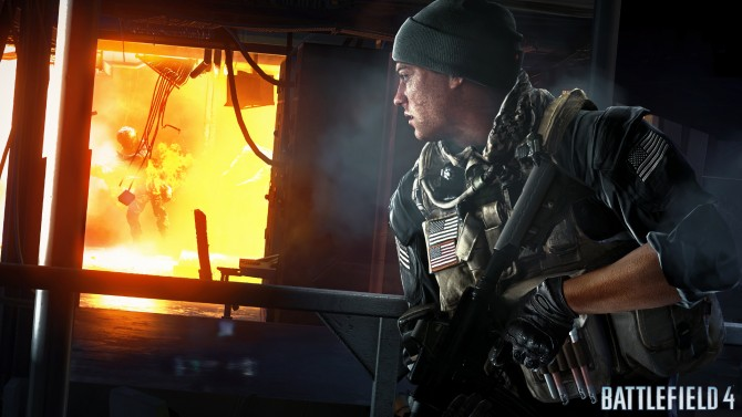 Battlefield 4 بیشترین عنوان دانلودشدهی پلیاستیشن ۴ در ماه گذشته بوده است