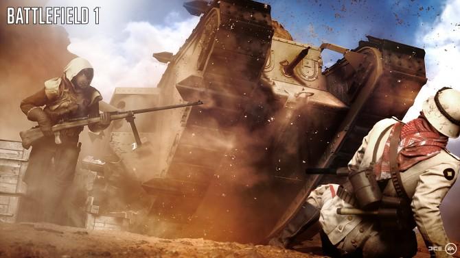 بتای Battlefield 1 کمی بعد از گیمزکام ۲۰۱۶ آغاز خواهد شد