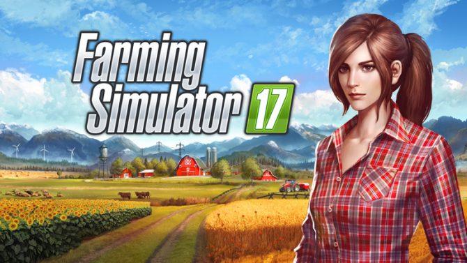 Farming Simulator 17 برای اولین بار در دنیای این بازی شامل کشاورز زن خواهد بود