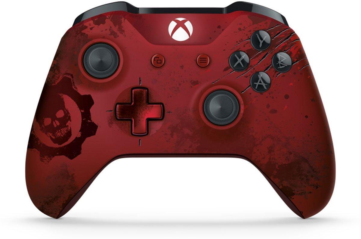 کنترلر جدید کنسول ایکسباکس وان با رنگ قرمز معرفی شد