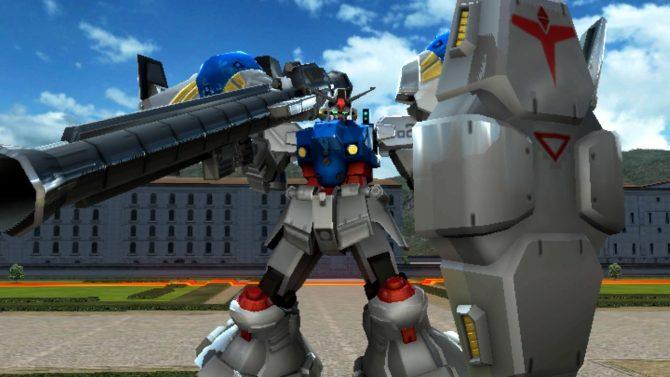 تماشا کنید: تریلر زمان عرضه بازی Mobile Suit Gundam Extreme VS-Force