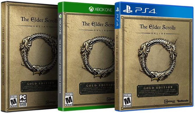 The Elder Scrolls Online: Gold Edition برای عرضه در ماه سپتامبر معرفی شد