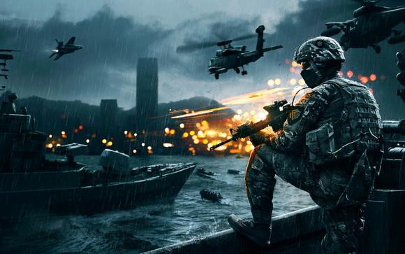 DICE به دنبال ارتقاء موتور Frostbite برای ساخت Battlefield 5 است