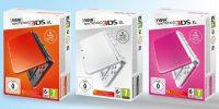 کنسول ۳DS XL با رنگهای جدیدی در انگلستان و اروپا عرضه خواهد شد