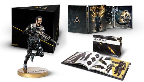 تماشا کنید: جعبهگشایی نسخه کلکسیونی Deus Ex: Mankind Divided