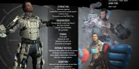 Exo Suit Infographic