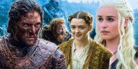 [سینماگیمفا]: میزی ویلیامز از پایان سریال Game of Thrones میگوید