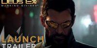 تماشا کنید: تریلر زمان عرضه Deus Ex: Mankind Divided منتشر شد