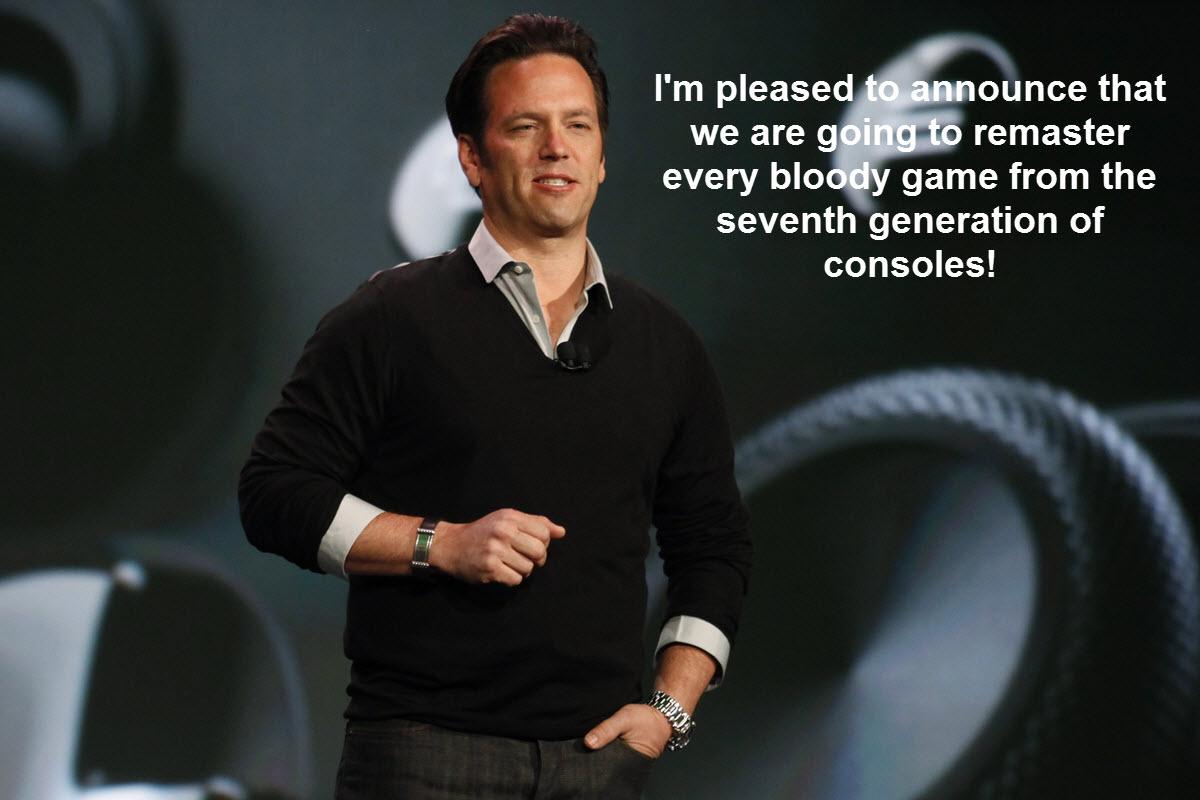 اسپنسر: امیدوارم بازیهای بیشتری از قابلیت کراس-پلی پشتیبانی کنند