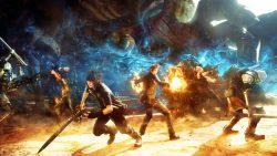 تماشا کنید: نمایشی کوتاه از گیمپلی Final Fantasy 15 در پلیاستیشن4 پرو