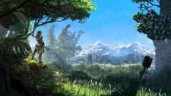 Horizon Zero Dawn و عناوین مختلف دیگری در نمایشگاه ایبی گیمز قابل بازی خواهند بود