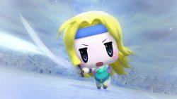 World of Final Fantasy تصاویر جدیدی در فامیتسو دریافت کرد