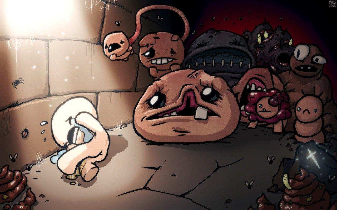 عنوان The Binding of Isaac: Afterbirth Plus بزودی برای iOS منتشر می شود