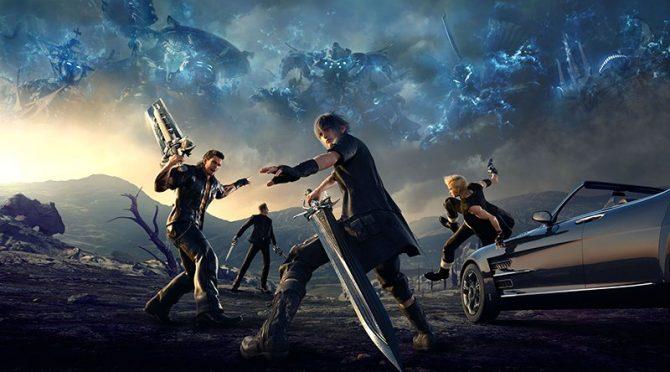 تماشا کنید: تریلر و تصاویر جدیدی از Final Fantasy 15 منتشر شدند