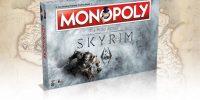 بازی مونوپولی Skyrim در ماه مارس ۲۰۱۷ عرضه میشود