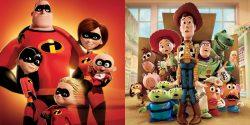 [سینماگیمفا]: تاریخ انتشار انیمیشنهای Toy Story 4 و The Incredibles 2 مشخص شد