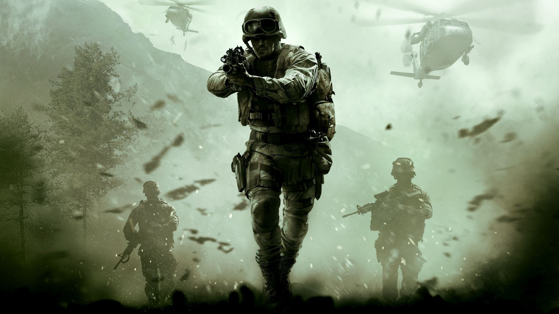 حجم Call Of Duty: Modern Warfare Remastered مشخص شد