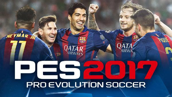 بروزرسان جدید بازی PES 2017 برای کنسول پلیاستیشن ۴ پرو منتشر شد