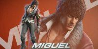 تماشا کنید: شخصیت جدید Tekken 7 به نام Miguel معرفی شد