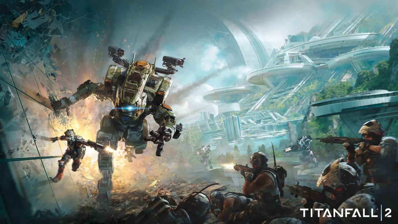 رسپاون: Titanfall 2 میتواند تا رزولوشن ۶K برروی ایکسباکس وان ایکس اجرا شود