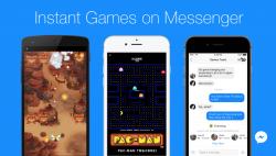 بخش بازی ها به پیام رسان فیسبوک اضافه شد