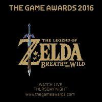 The Legend of Zelda-Game Awards 2016