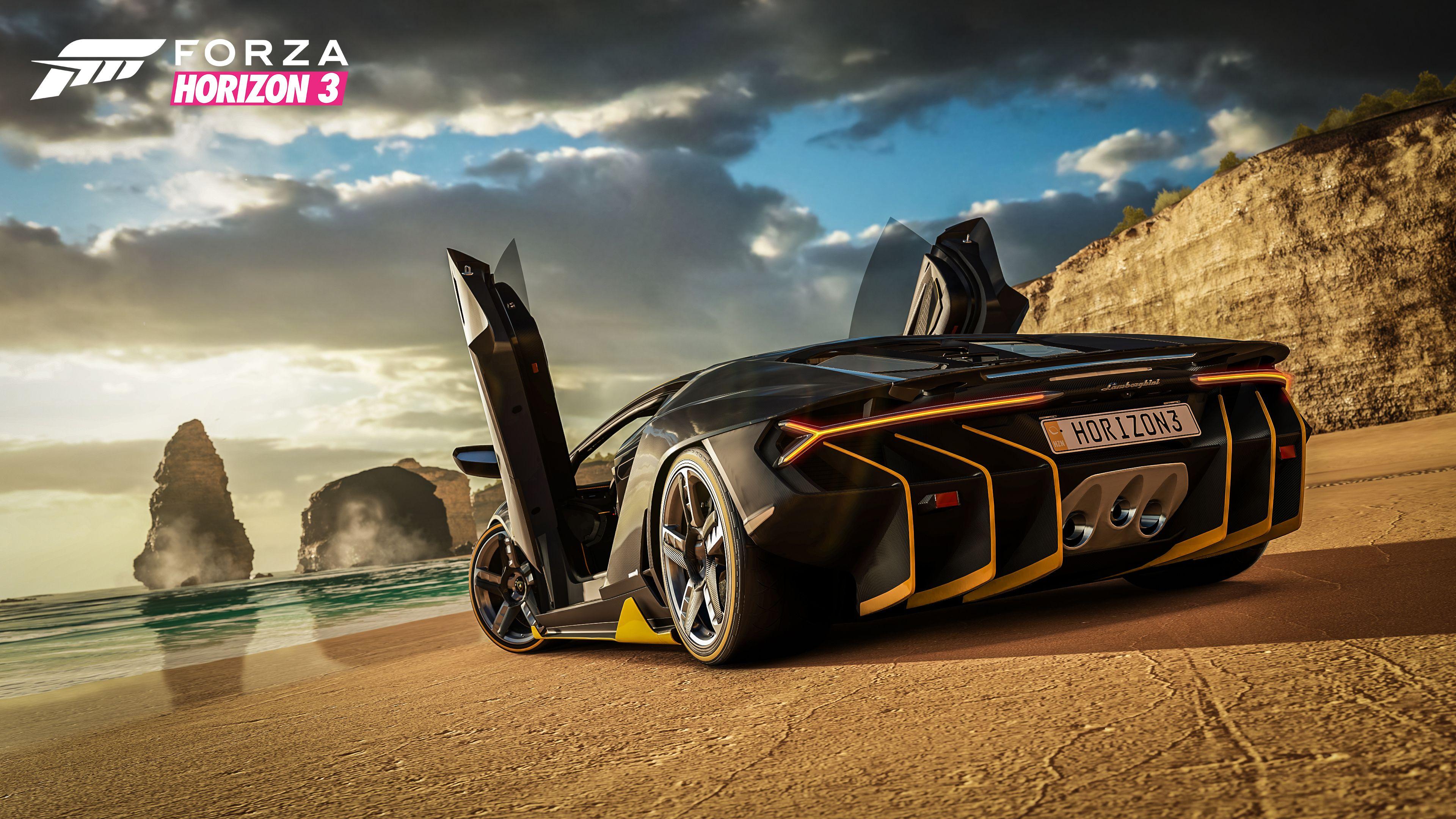 بروزرسانی جدید Forza Horizon 3 آن را به لیست بازی های با رزولوشن ۴k ایکس باکس وان ایکس اضافه میکند