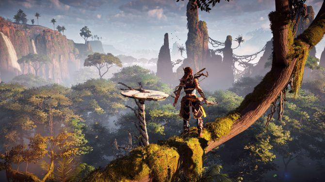 تماشا کنید: چگونه گریلا گیمز جهان پویای Horizon: Zero Dawn را میسازد؟