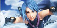 پلی آرتز اکشن فیگور جدیدی از Aqua بازی Kingdom Hearts را معرفی کرد
