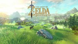The Legend of Zelda: Breath of the Wild برای عرضه در ماه مارس توسط GAME لیست شد