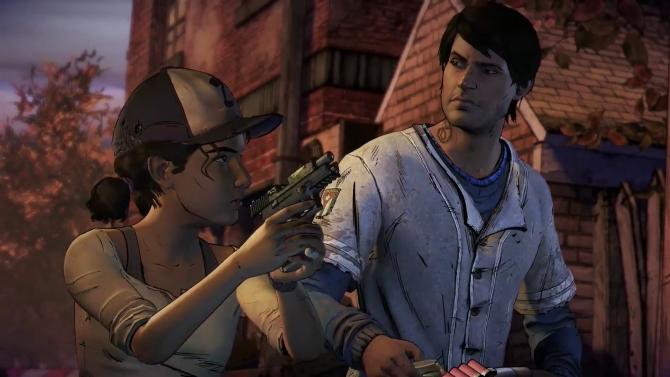 TGA 2016   نمایش جذاب The Walking Dead: The Telltale Series – A New Frontier
