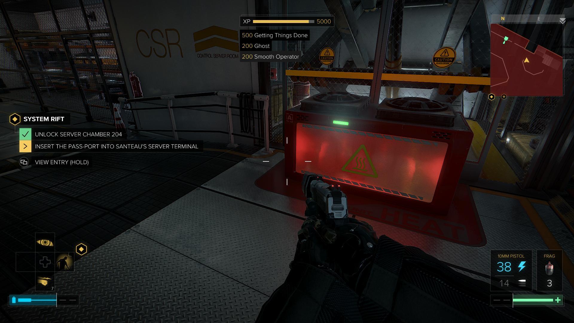 Deus Ex: Mankind Divided System Rift